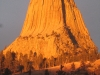 devils-tower-at-sunset
